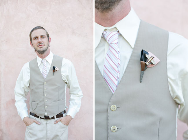 airplane boutonniere