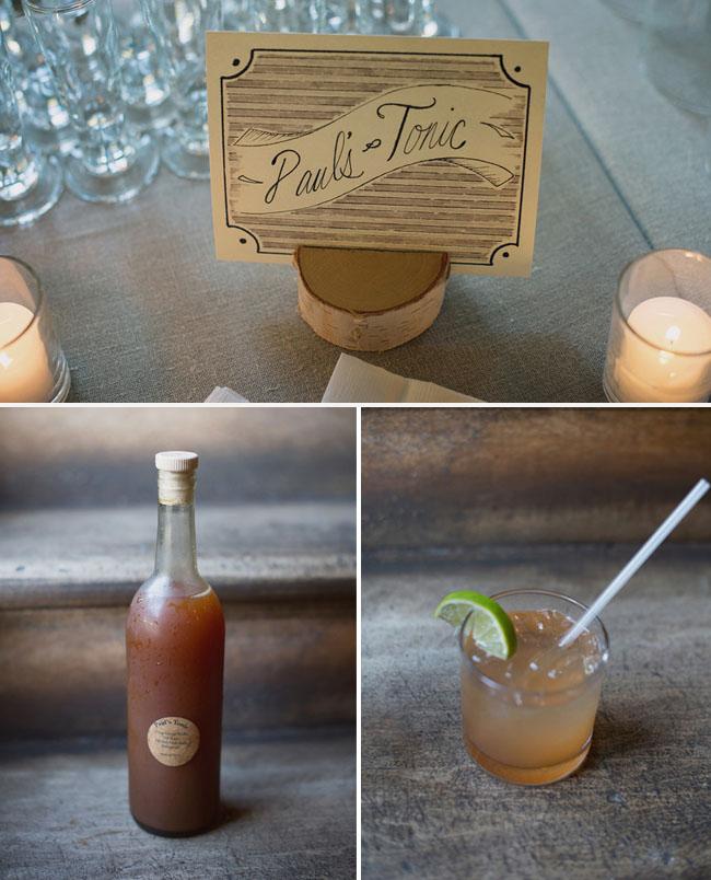 tonic signature drink