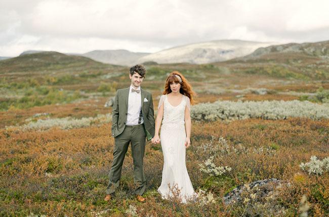 norway wedding