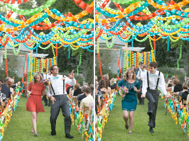 paper chain ceremony