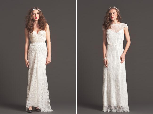 wedding dress sarah seven