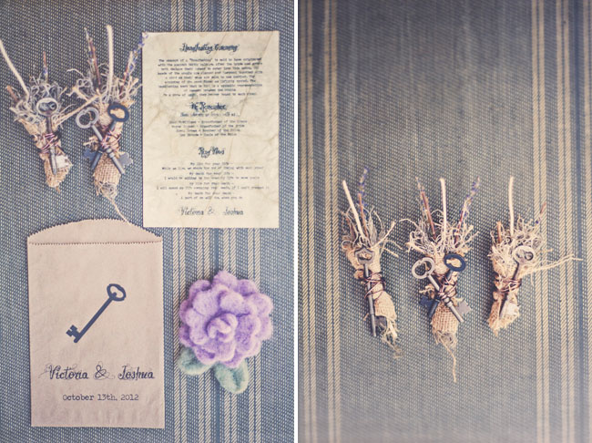 Autumn Skeleton Key Wedding: Victoria + Josh