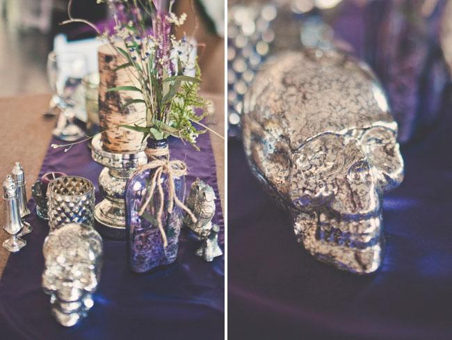skeleton table pieces