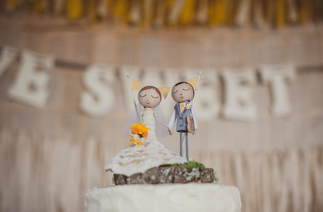 peronsalized cake toppers