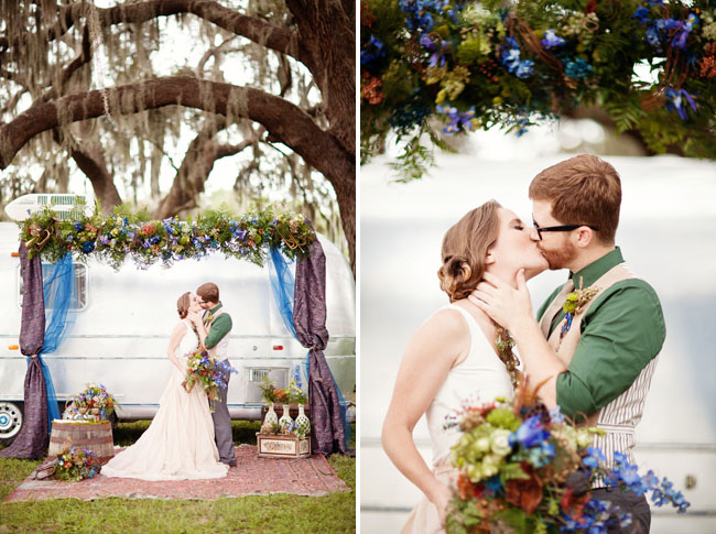 traveling musician wedding