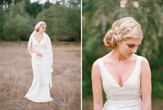 elegant wedding dress