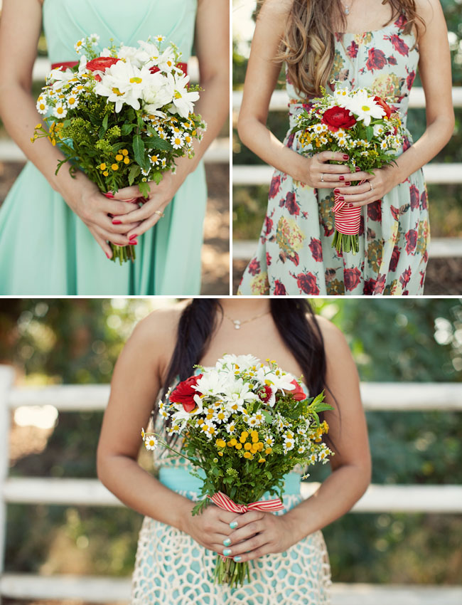 daisy bouquets