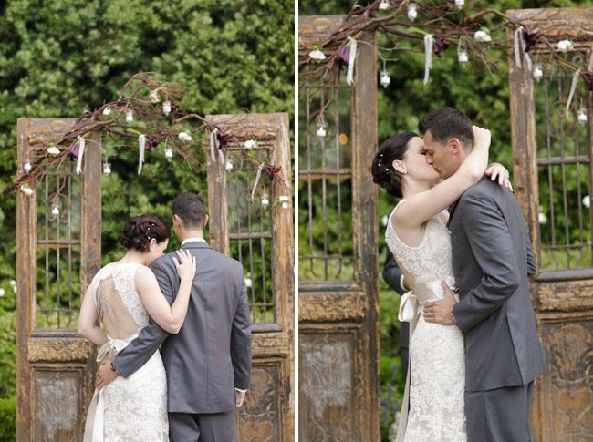 Decoracion Matrimonio Vintage ~ Dark + Romantic Wedding Lindsey + Nate  Green Wedding Shoes