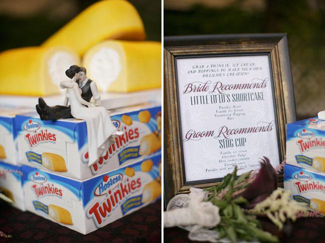twinkies wedding
