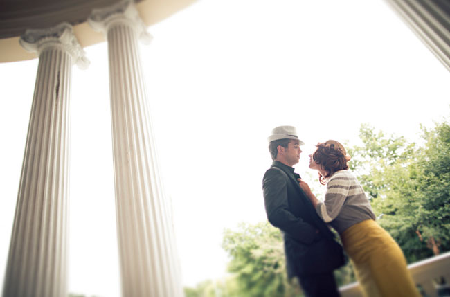 retro elopement