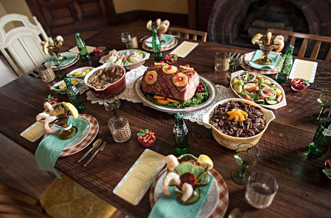 thanksgiving elopement dinner