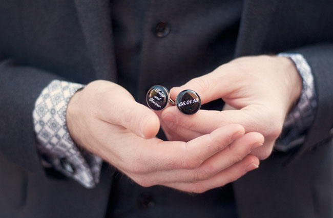 forever cuff links