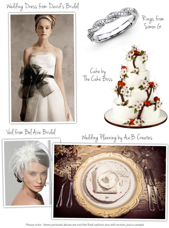 Brides-contest-items