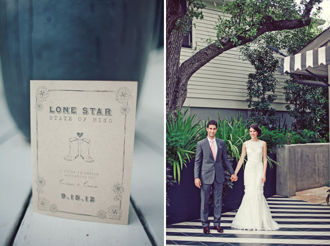 lone star wedding