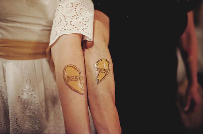 wedding tattoos