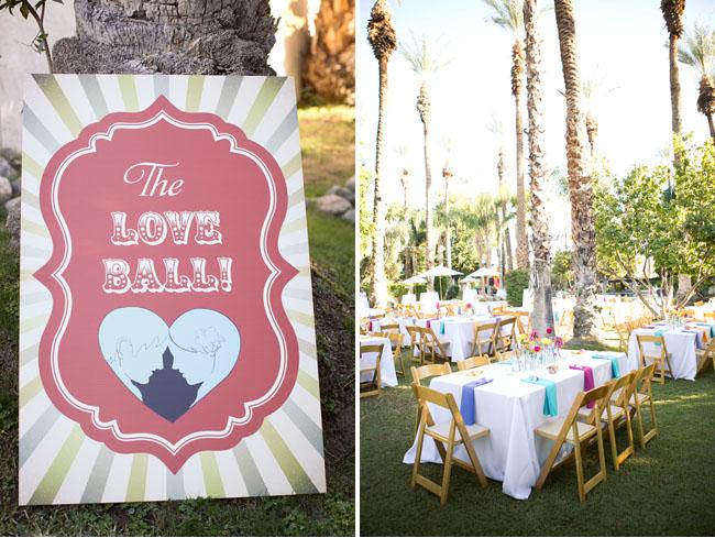 loveball reception