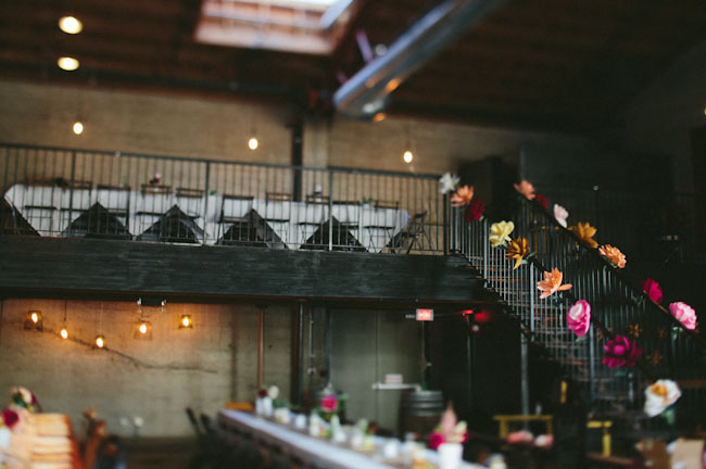 loft reception