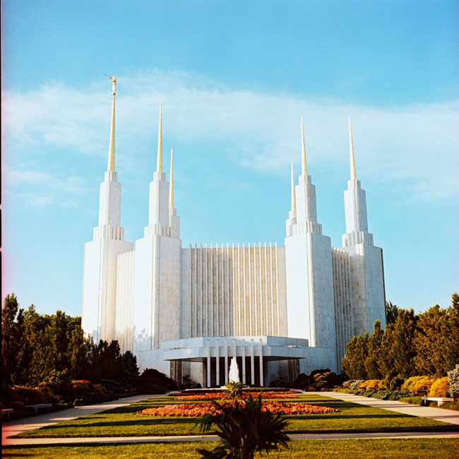 mormon wedding