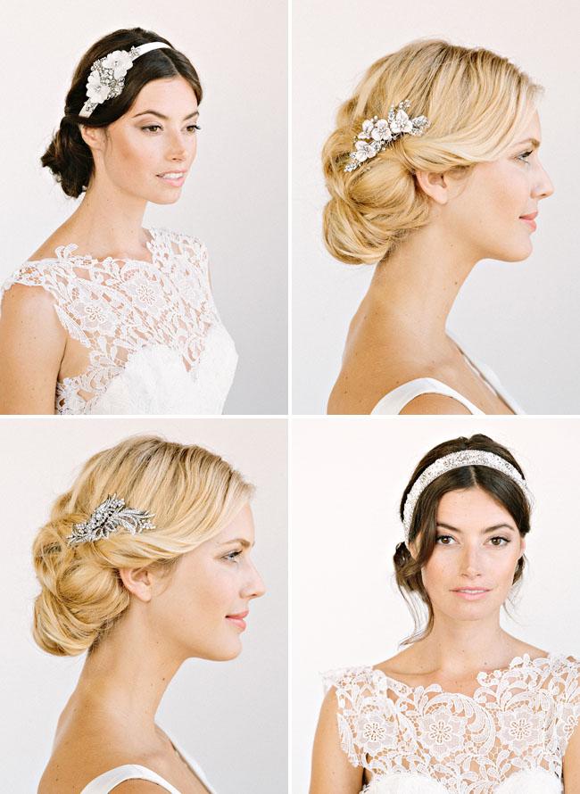 bridal hair pieces