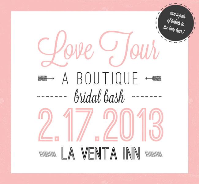 Love Tour La Venta Inn