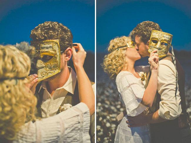 masquerade engagement