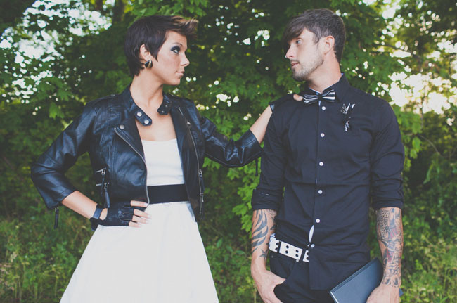 rock n roll couple