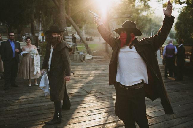 wedding robbers