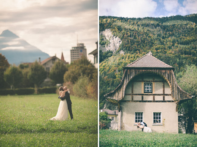 switzerland elopement