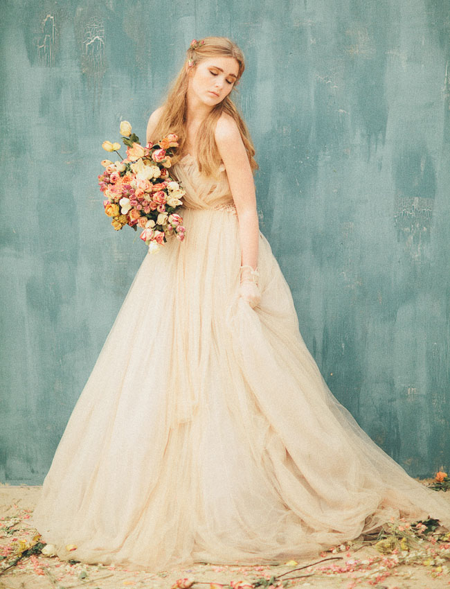 whimsical bride