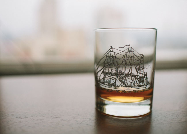 ship glass