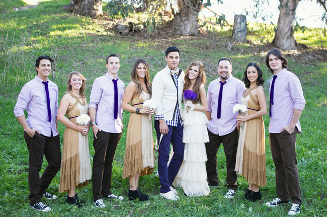 Handmade California Wedding Dani Dominic