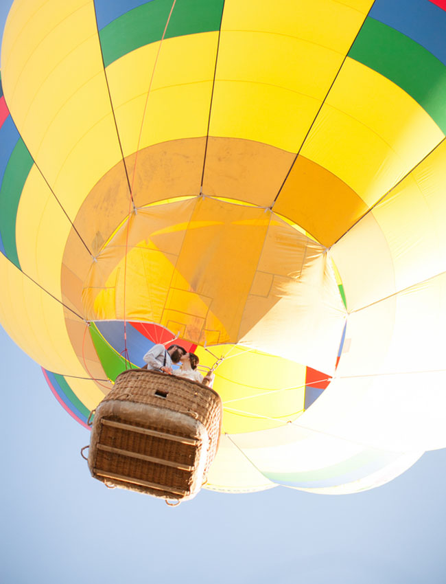 hot air balloon day after