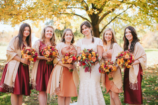 Image result for autumn wedding dress