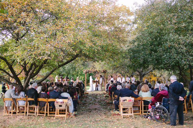 fall ceremony