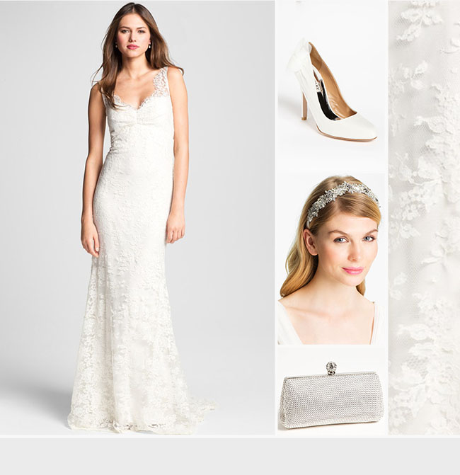 wedding dress trends lace dresses