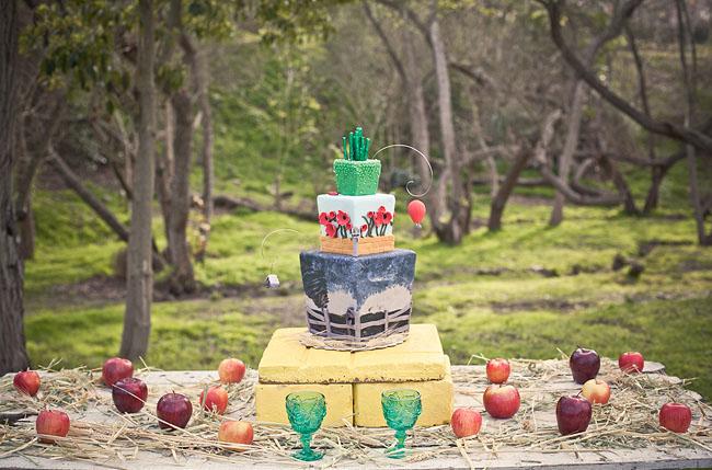 oz cake