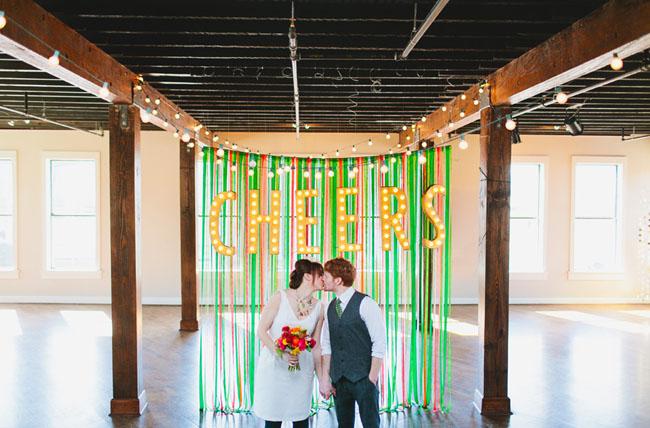 St Patrick\'s Day Wedding Inspiration