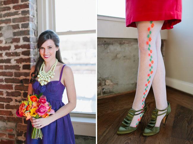 leg paint