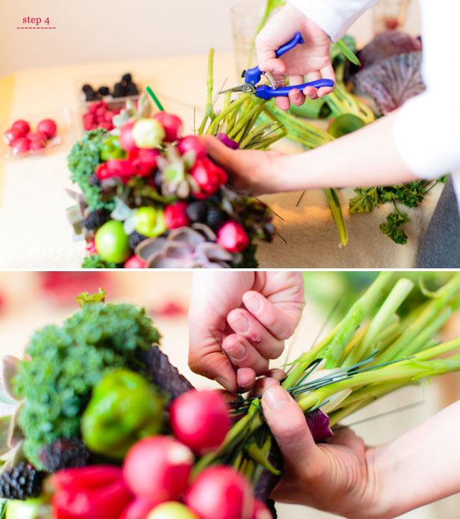 DIY: Farmer\'s Market Bouquet