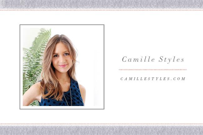 Camille Styles wedding