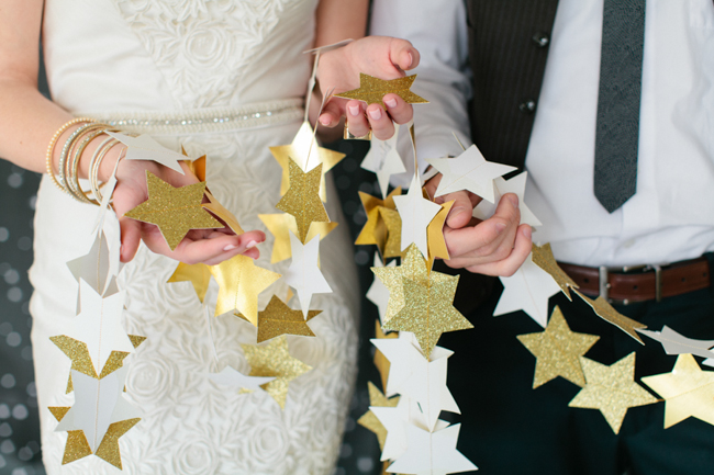 DIY: Star Garlands