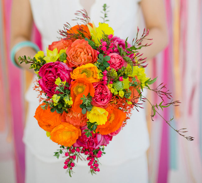 Wedding Flowers In May: April Showers Bring May Flowers