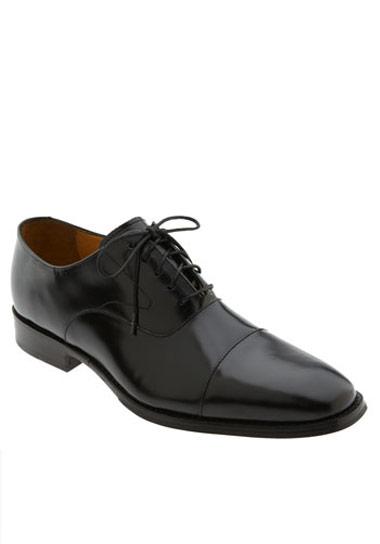 Air Garrett Cap Toe Oxford Green Wedding Shoes