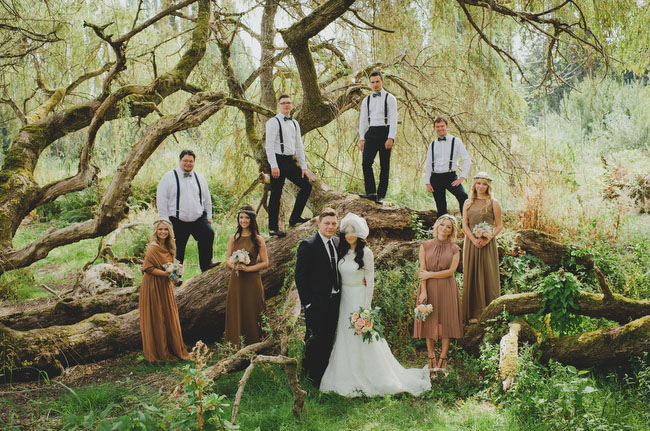 Our top 10 weddings from 2013 for Outdoor wedding washington state