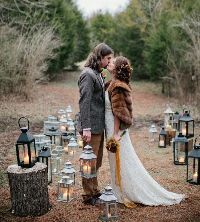 patina wedding inspiration