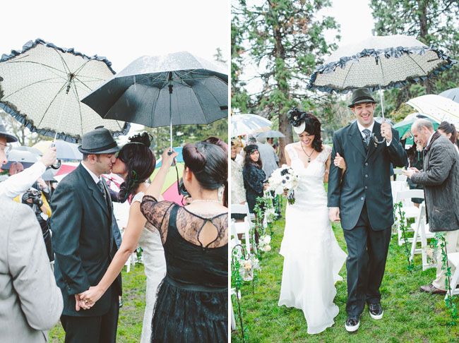 umbrella ceremony