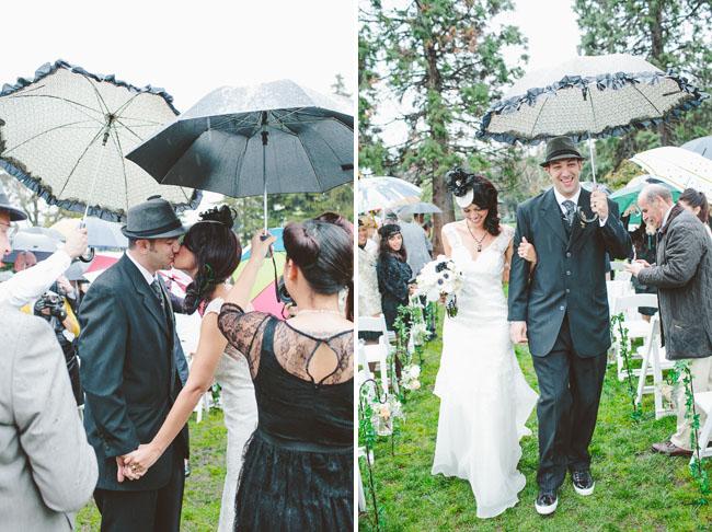 umbrella ceremony