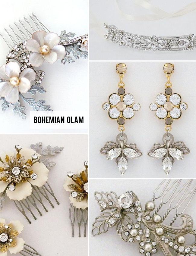 Bohemian Glam Jewelry
