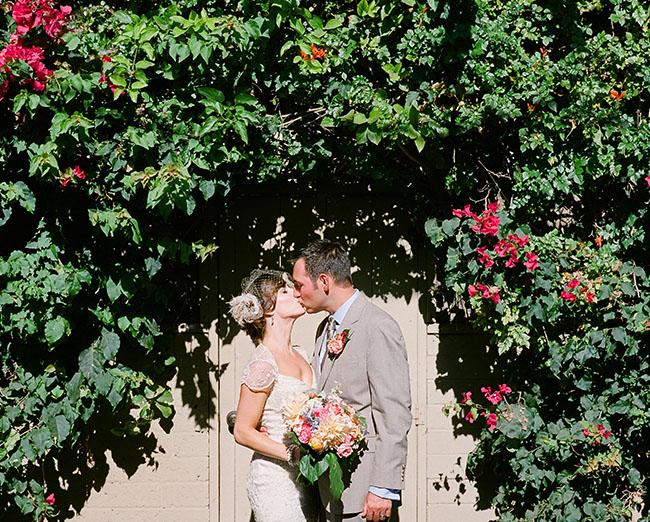 Secret Garden Wedding: Allison + Paul