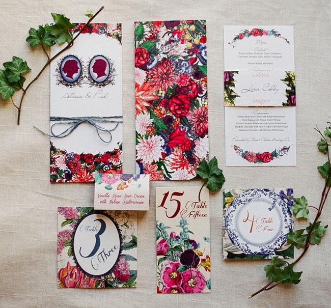 Secret Garden Wedding Allison Paul